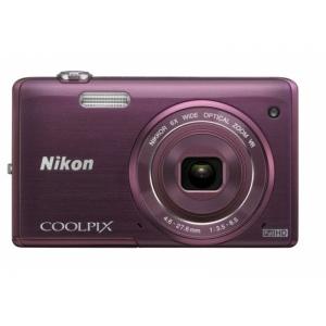 Цифровой фотоаппарат Nikon Coolpix S5200 Plum