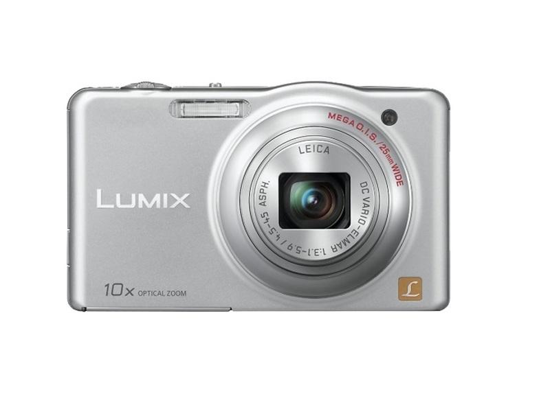 Цифровой фотоаппарат Panasonic Lumix DMC-SZ1EE-S Silver