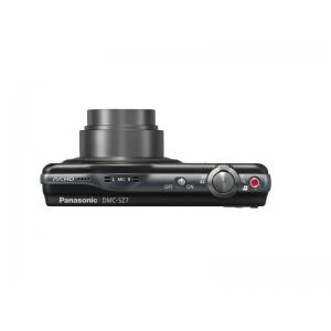 Цифровой фотоаппарат Panasonic DMC-SZ7 Black