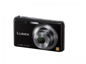 Цифровой фотоаппарат Panasonic DMC-FX80EE-K Black