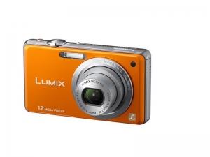 Цифровой фотоаппарат Panasonic Lumix DMC-FT4EE-D Orange