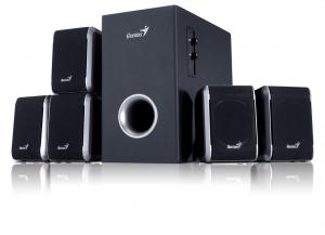 Звуковые колонки Genius SW-5.1 3005