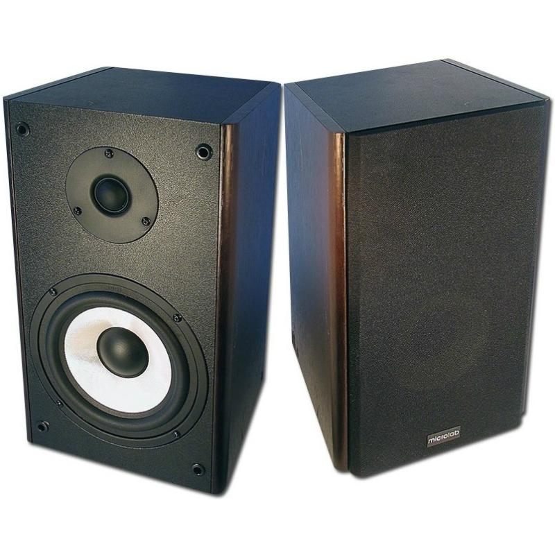 Звуковые колонки Microlab Solo 2 Dark Wood