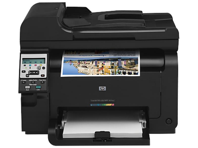 МФУ HP LaserJet Pro 100 M175NW