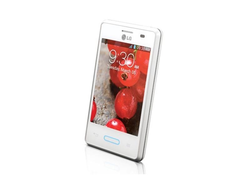 Смартфон LG OPTIMUS L3 II E425 White