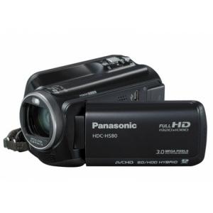 Видеокамера Panasonic HDC-HS80EE9K Black