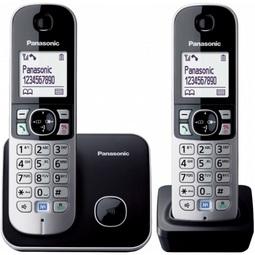 Радиотелефон Panasonic KX-TG6812CAB