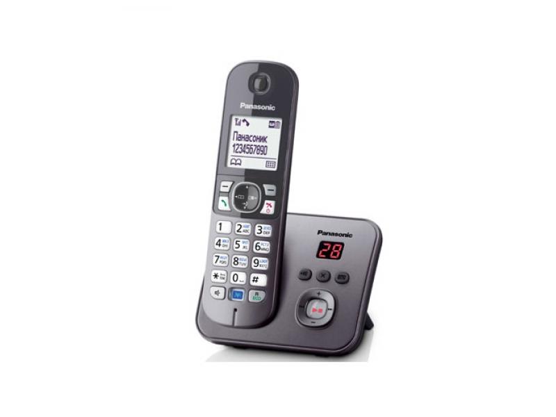 Радиотелефон Panasonic KX-TG6821CAM