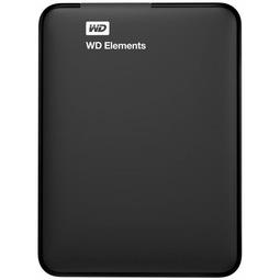 Внешний накопитель Western Digital WDBUZG0010BBK-EESN Black