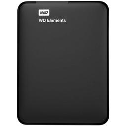 Внешний накопитель Western Digital WDBUZG5000ABK-EESN Black