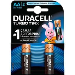 Элемент питания Duracell Turbo ААx2