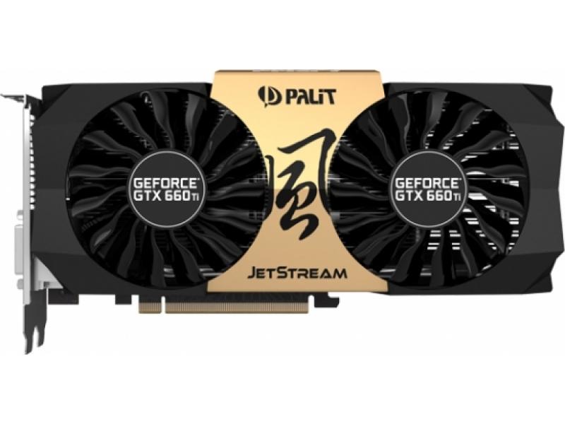 Видеокарта Palit GTX 660 Ti