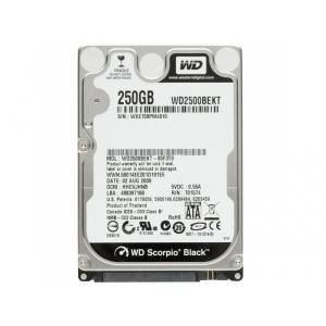 HDD диск WD WD2500BEKT