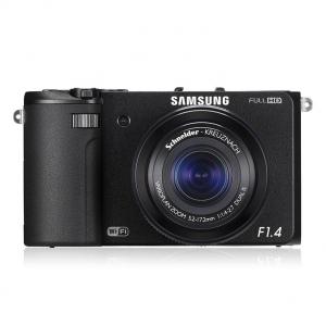Цифровой фотоаппарат Samsung EC-EX2 Black