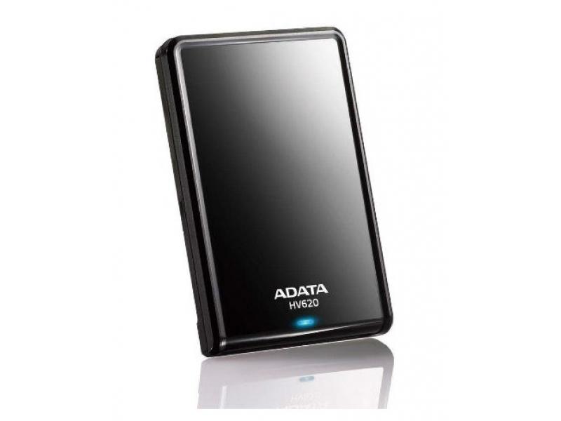 Внешний жесткий диск A-data AHV620-500GU3-CBK Black
