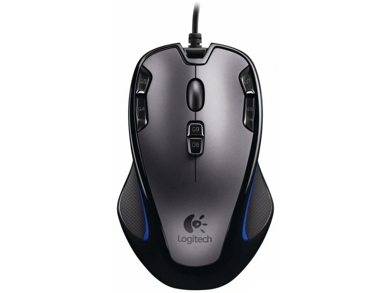 Мышь Logitech G300 Black