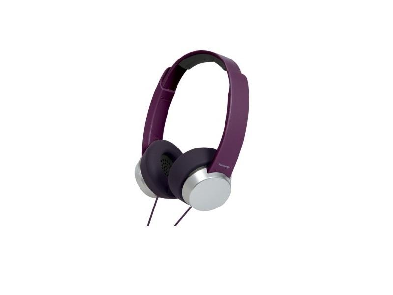 Наушники Panasonic RP-HXD3E-V Purple
