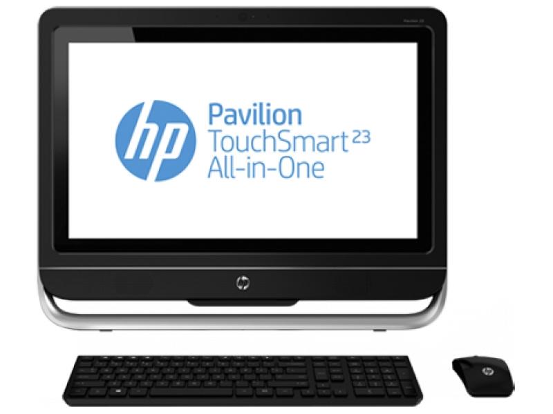 Моноблок HP Pavilion TouchSmart 23-f202er (E3H67EA)