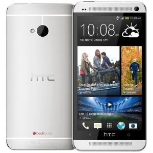 Смартфон HTC One Dual Sim Silver