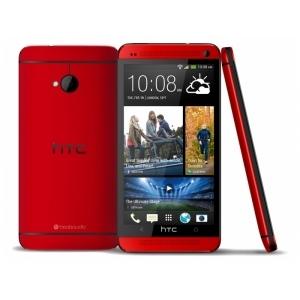 Смартфон HTC One Red
