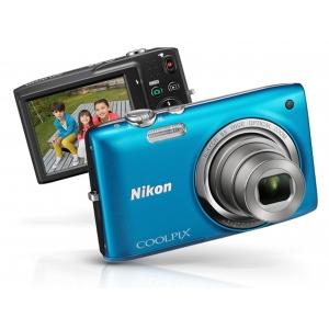 Цифровой фотоаппарат Nikon CoolPix S2700 Blue