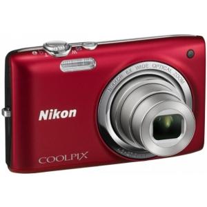 Цифровой фотоаппарат Nikon CoolPix S2700 Red
