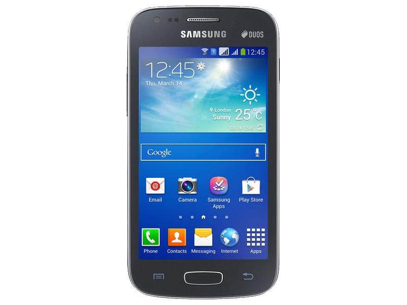 Смартфон Samsung Galaxy Ace 3 Duos (GT-S7272HKASKZ) Black