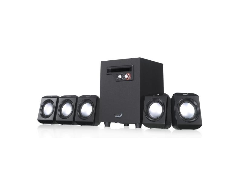 Звуковые колонки Genius SW-5.1 1020