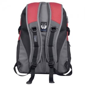 Сумка для ноутбука Sumdex PON-375RD Gray And Red