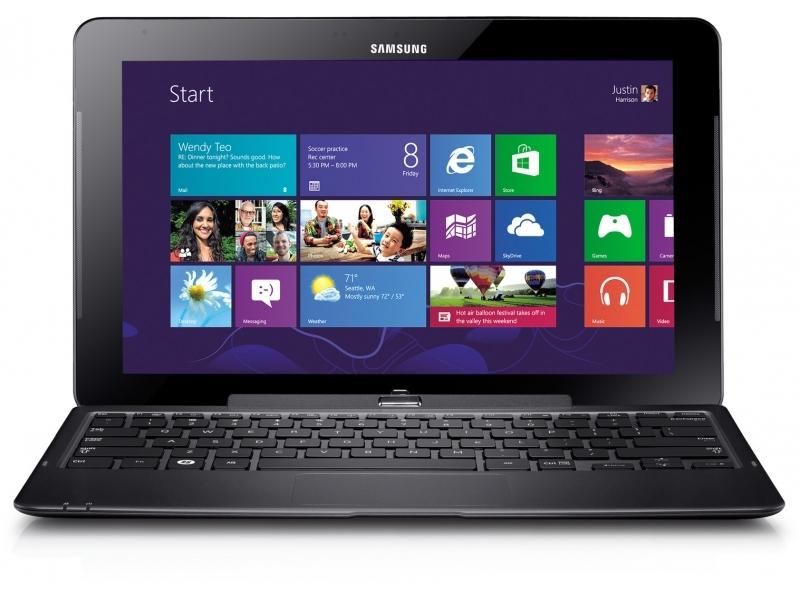Ноутбук Samsung XE700T1C-G01RU Black