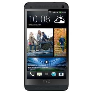 Смартфон HTC One Dual Sim Black
