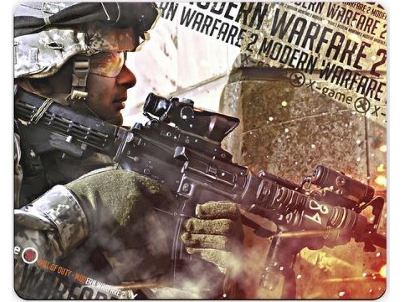 Коврик для мыши X-Game Call Of Duty MW2.P