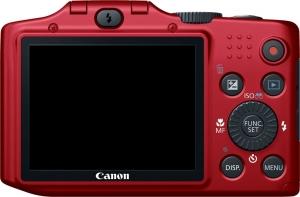Цифровой фотоаппарат Canon Powershot SX 160 IS Red