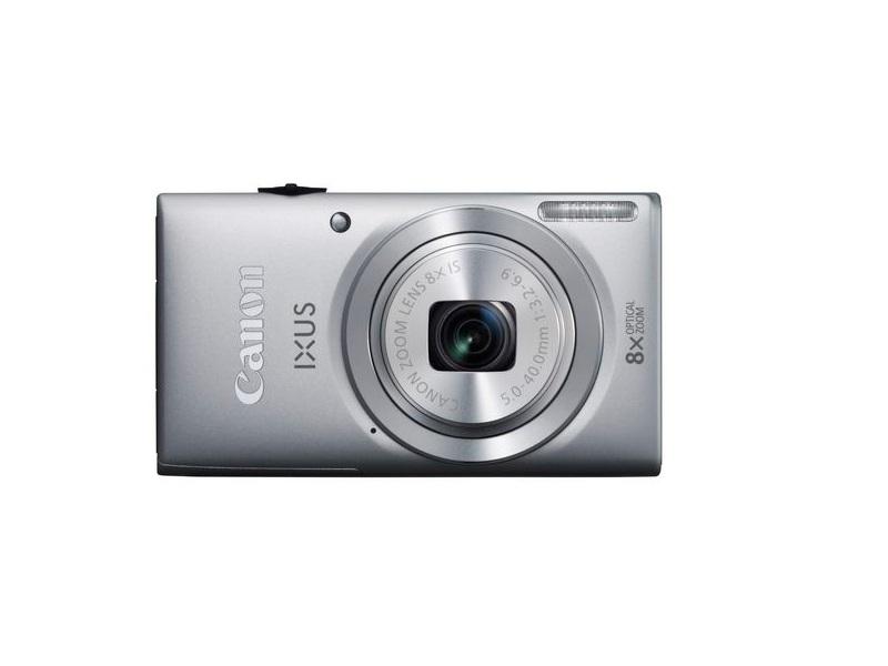 Цифровой фотоаппарат Canon  Ixus 135 Silver