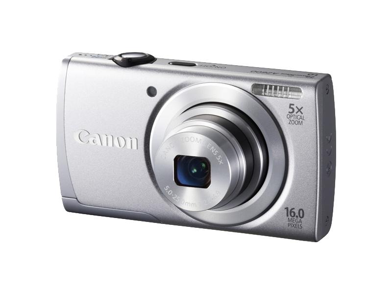 Цифровой фотоаппарат Canon PowerShot A2600 Silver