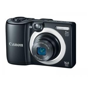 Цифровой фотоаппарат Canon PowerShot A1400 Black