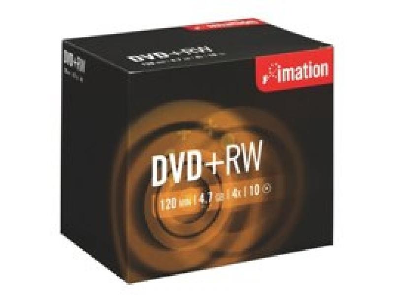 CD/DVD/BluRay диски Imation Showbox DVD-RW