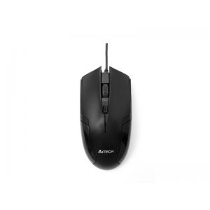 Мышь A4tech M-21 Black