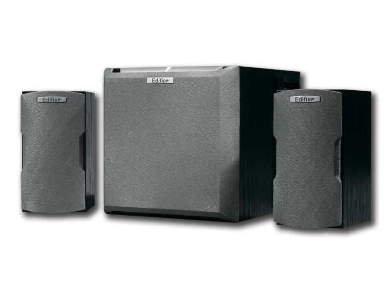 Звуковые колонки Edifier X400 Black