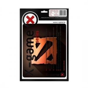 Коврик для мыши X-game Dota 2 V3.P