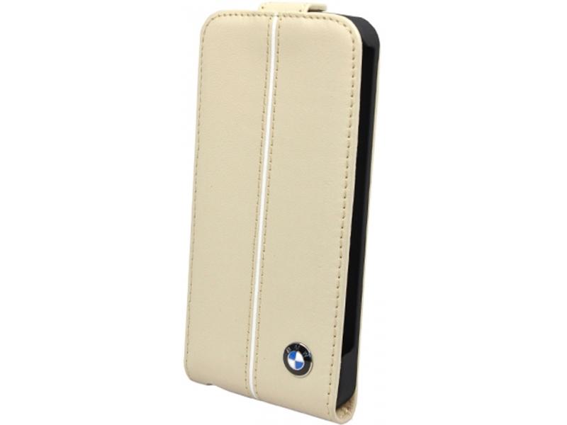 Чехол для мобильного телефона CG-Mobile BMW BMFLP5LB Cream (iPhone 5)