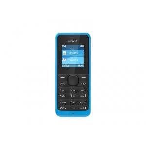 Мобильный телефон Nokia 105 Cyan