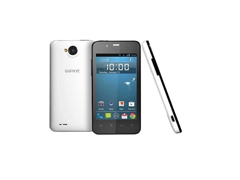 Смартфон Gigabyte Rio R1 White