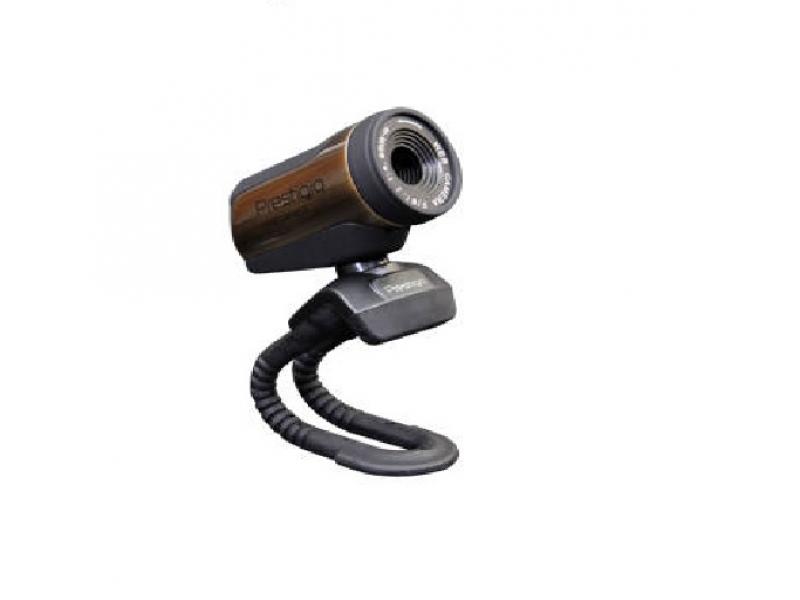 WEB камера Prestigio PWC213 Black/Bronze