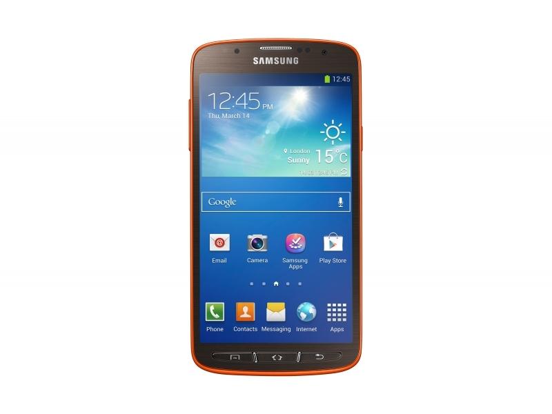 Смартфон Samsung Galaxy S IV 16GB Active (GT-I9295ZOASKZ) Orange Flare