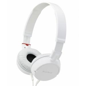 Наушники Sony MDR-ZX100 White