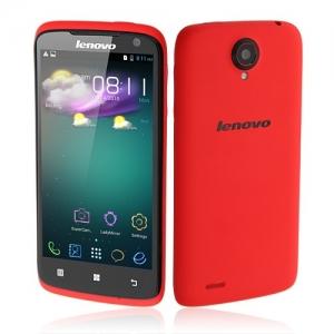 Смартфон Lenovo S820 Black
