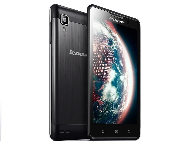 Смартфон Lenovo P780 Black