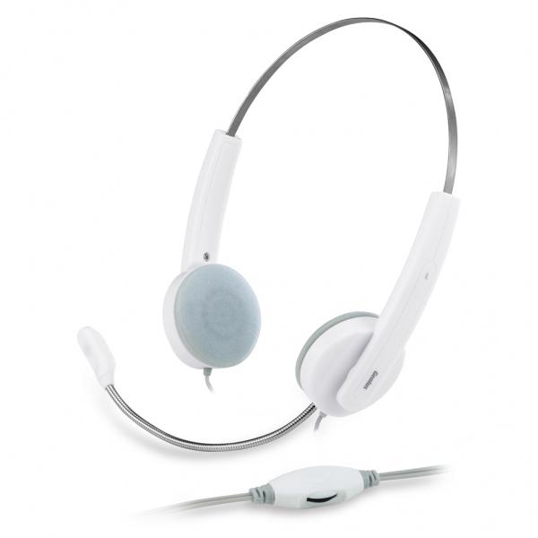 Наушники Genius HS-210C white