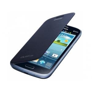 Чехол для мобильного телефона Samsung Flip Cover EF-FI826BLEGRU Blue (Galaxy Core GT-I8262)